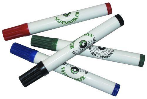 Køb Mærkepen Safemarker grön