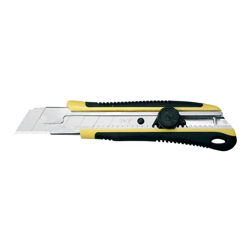 Diesella Brytbladskniv 25x126x0,7 mm m/ skruvlås