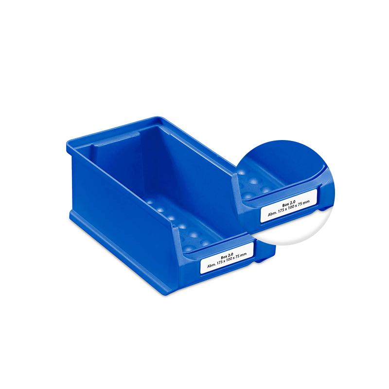 Køb Mærkater/Etiketter til Reolkasse 2.0 (Forpakning med 300 stk)
