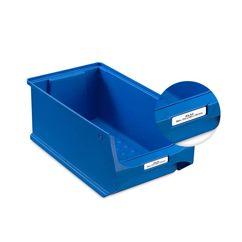 Køb Mærkater/Etiketter til Reolkasse 4.0 (Forpakning med 200 stk)