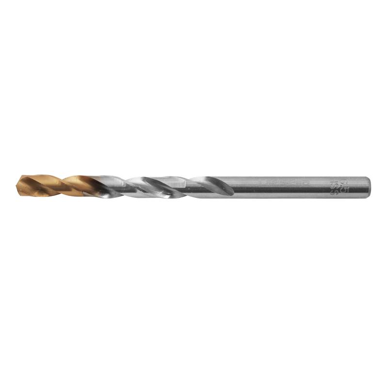 Diesella Spiralborr HSS TiN-Top 3,30 mm Typ N DIN 338