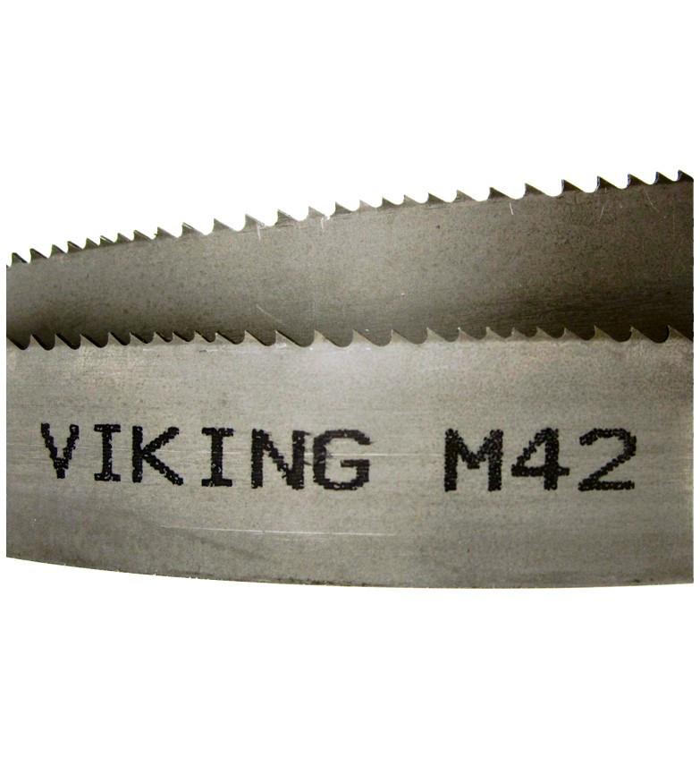 Køb VIKING bandsÃ¥gblad Bi-metal M42 1735 x 13 x 0,65 x 10/14 tdr.