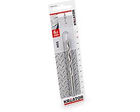 Kreator HSS metalbor 6,5 mm