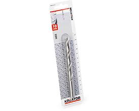 Kreator HSS metalbor 10,0 mm