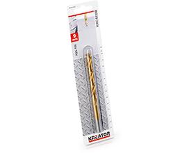 Kreator HSS-Tin metalbor 9,0 mm