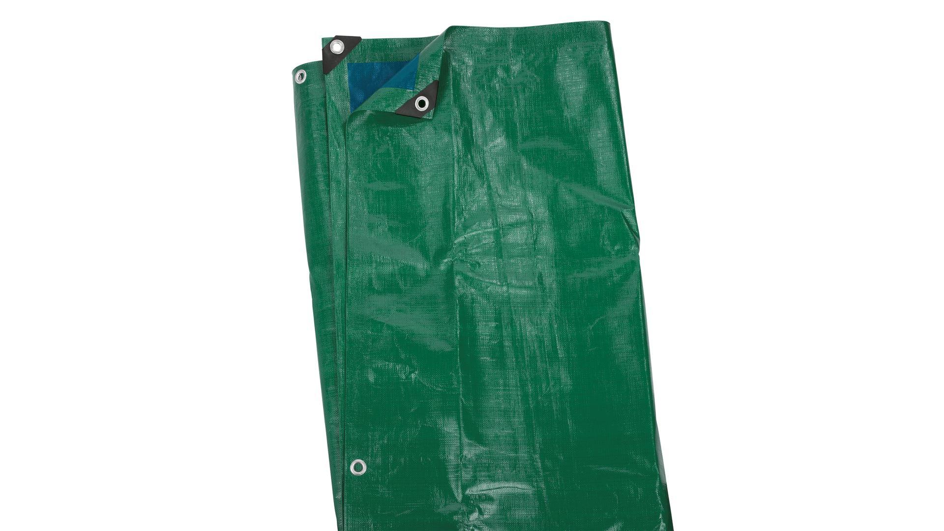 Kreator Presenning grøn 2x4 m 120 gram