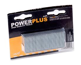 PowerPlus Stifter 32 mm 500 stk. C