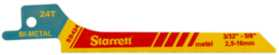 Starrett Tigersågblad trä bt96-2