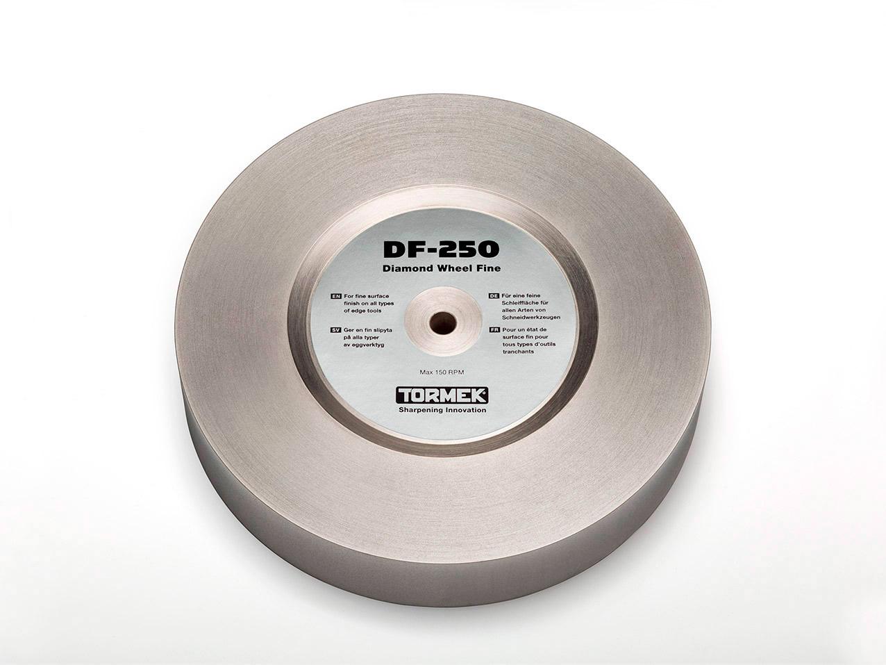 Køb DF-250 Tormek Diamantslipsten fin K600 250 mm