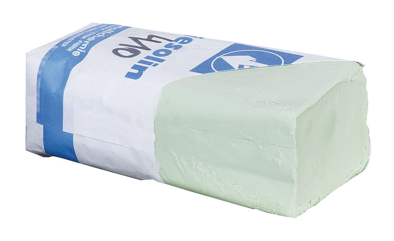 Förpolerpasta grön Kiesolin 410 bla. för rostfritt
